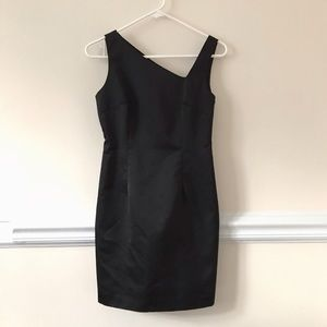 Laundry by Shelli Segal mini black dress